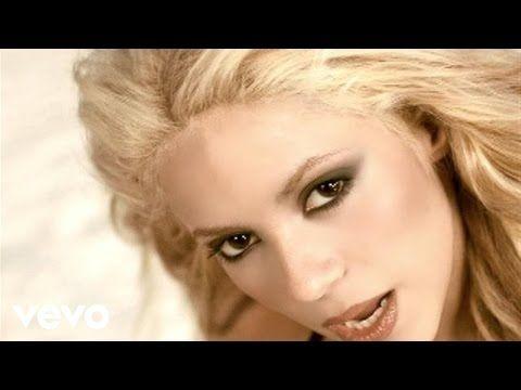 Canción: Suerte (Shakira)