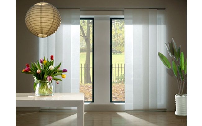 1000 ideias sobre cortinas tipo persianas no pinterest for Tipos de cortinas para salon