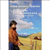 Death Without Company: A Walt Longmire Mystery | [Craig Johnson]Open Spaces, Book Worth, Dead Spiders, Cold Dishes, Craig Johnson, Local Woman, Acclaim Novels, Spiders Web, Longmire Mysteries