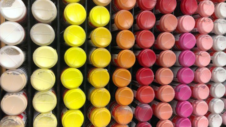 Naše barvy - Our colors