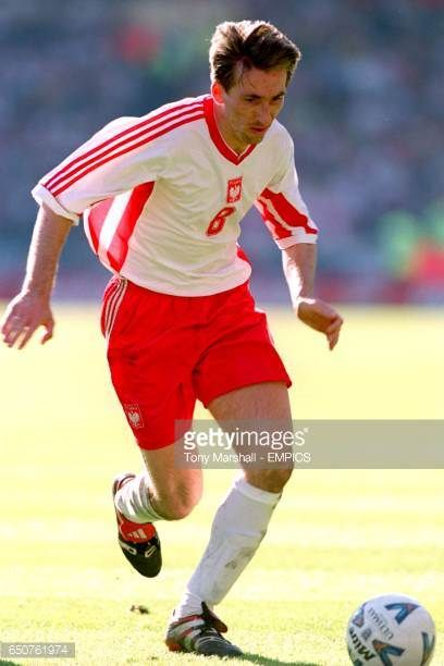 Poland's Tomasz Iwan
