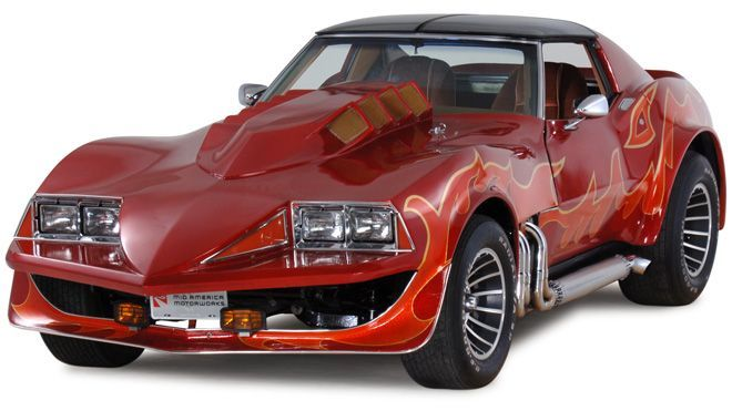 Man I remember this car and movie.  Need to watch it soon - Corvette Summer