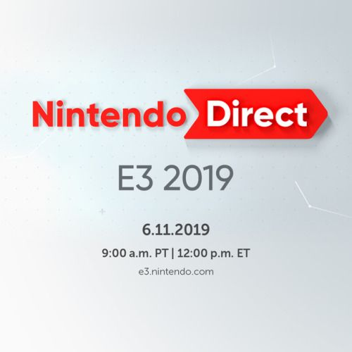 nintendo: Dont forget to tune in to Nintendo Direct   E3 2019