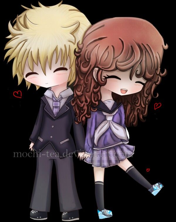 154 best images about Cute anime couples on Pinterest ...