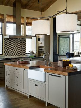 201 Best Images About My Perfect Kitchen On Pinterest Home Design Transitional Kitchen And