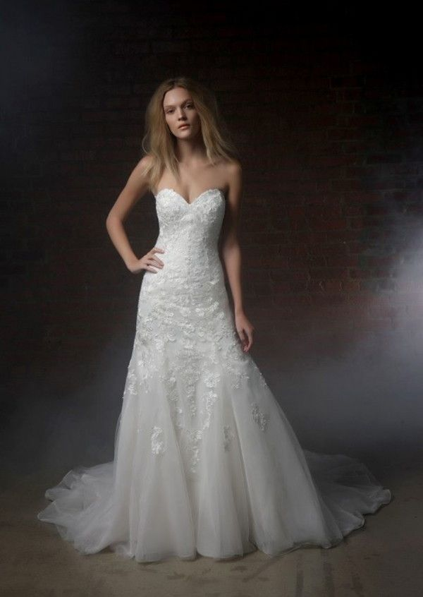 Henry Roth 2015 Wedding Dress