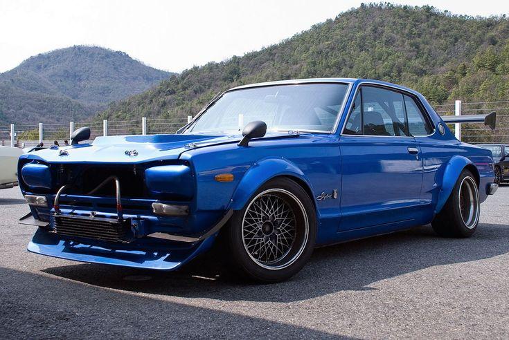 Coolamundo! — 1969 Nissan Skyline GT-R KPGC10