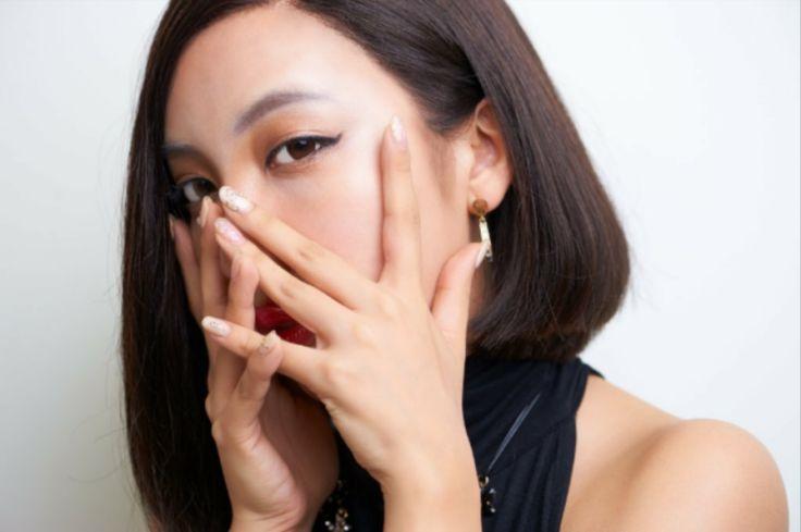 水原希子さん風ものまねメイク|ざわちんオフィシャルブログ Powered by Ameba