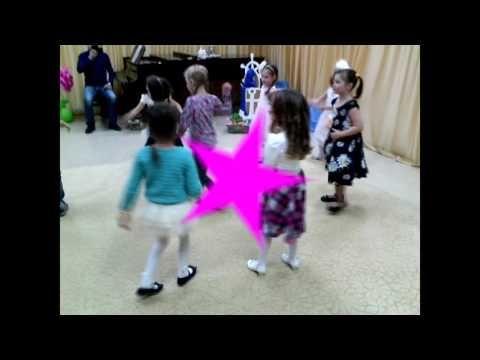 Варвара в музыкальной школе