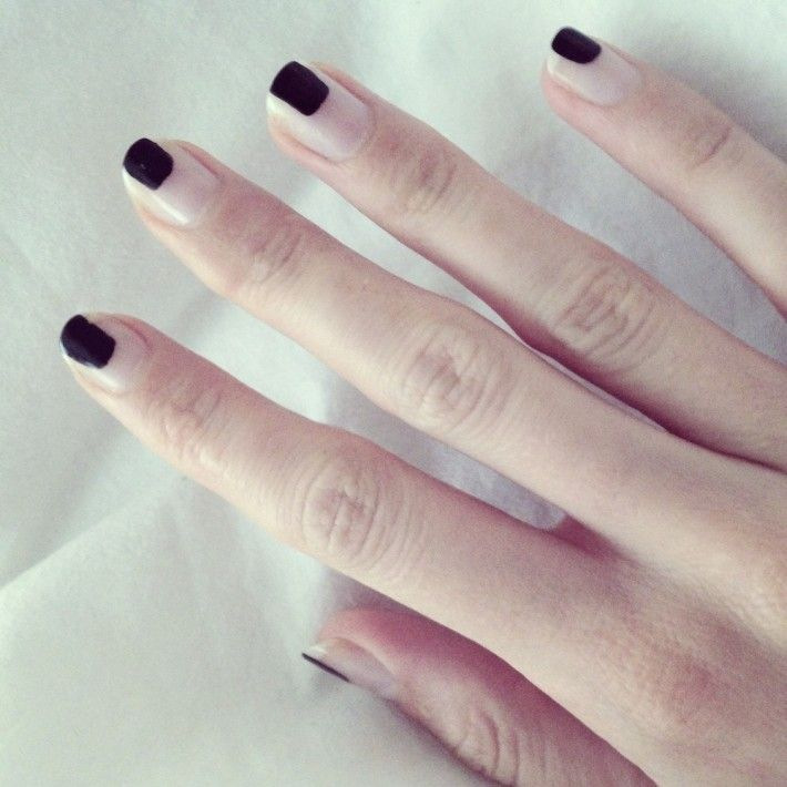 1 minute mani - Lovely by Lucy