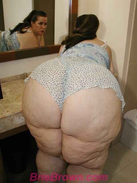 Sloppy booty bbw in dress pants