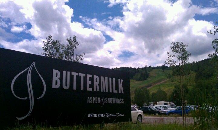 Buttermilk Mountain en Aspen, CO
