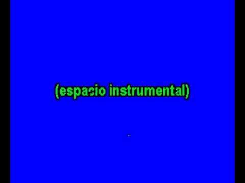 Karaoke de Estos celos de VIcente Fernandez.