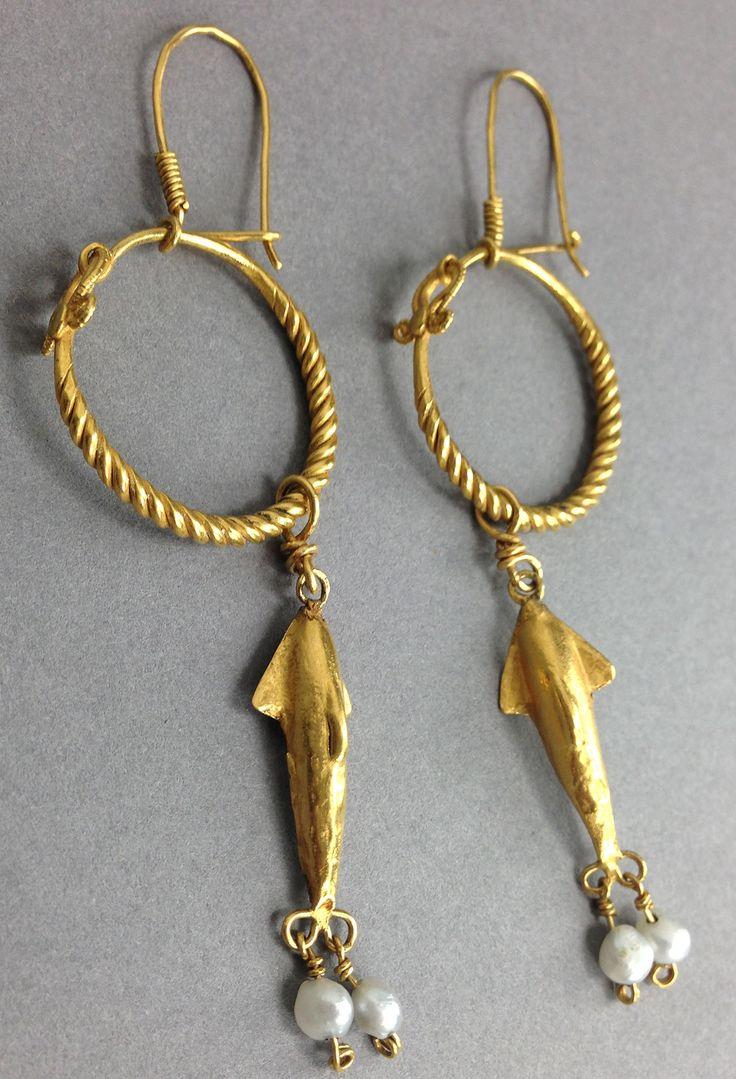 ancient greek jewelry - Google Search