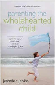 Author Jeannie Cunnion encourages moms and dads to teach their children about God's love by focusing on a grace-based – rather than a rules-based – approach to parenting.