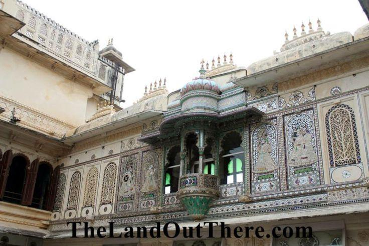 Palace at Udaipur