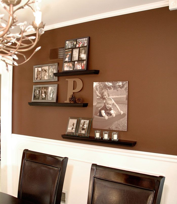 Dining room gallery wall spray paint canvas wall photos for Canvas dining room