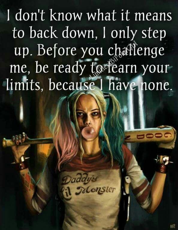 I have no limits