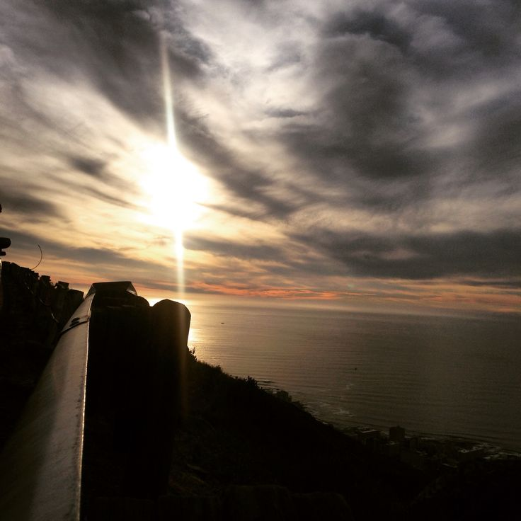 Road to signal hill - #capetown