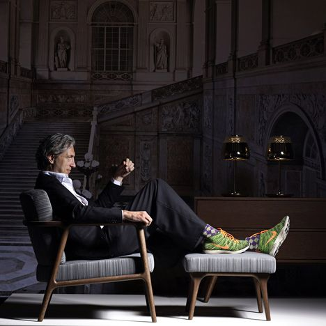 """""""Virtual design"""" is making life difficult for furniture companies says Marcel Wanders"""