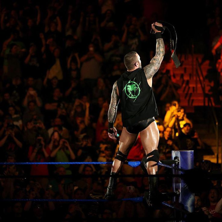 Will #TheViper @randyorton be able to retain the #WWEChampionship at #WWEBacklash?