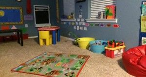 Blog Post: 5 Easy ways to Incorporate Learning Into Your Playroom.  Great post from a good friend of mine! #playroom #play #learning