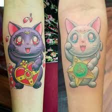 Image result for sailor moon tattoo