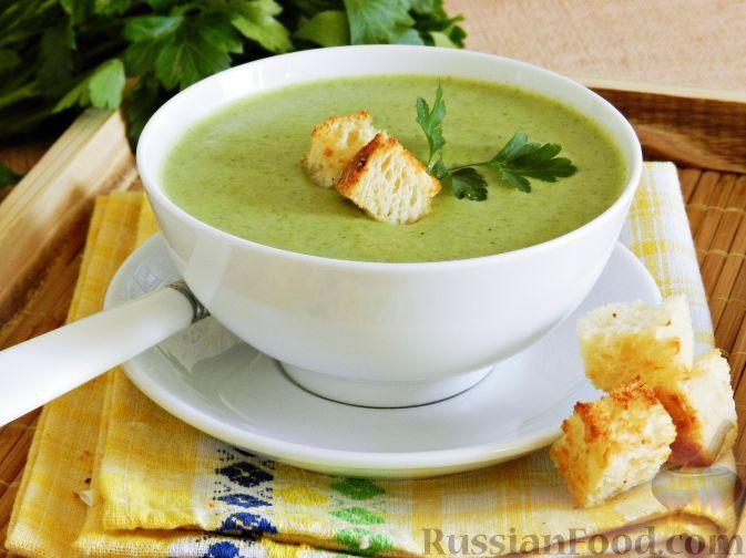 Рецепты крем-супов
