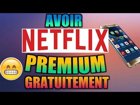 (TUTO) Comment Avoir Netflix Premium sur N'importe  Quel Appareil ?( Android/PC/IPhone...)  #appareil