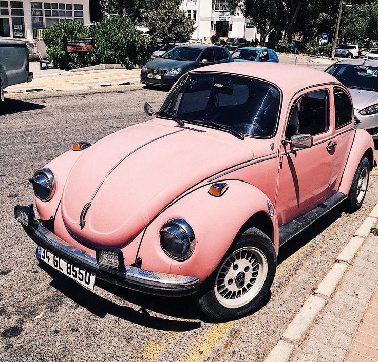 Pink car ❤️