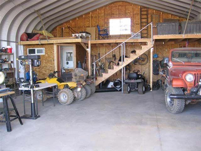 Man Cave Garage layout