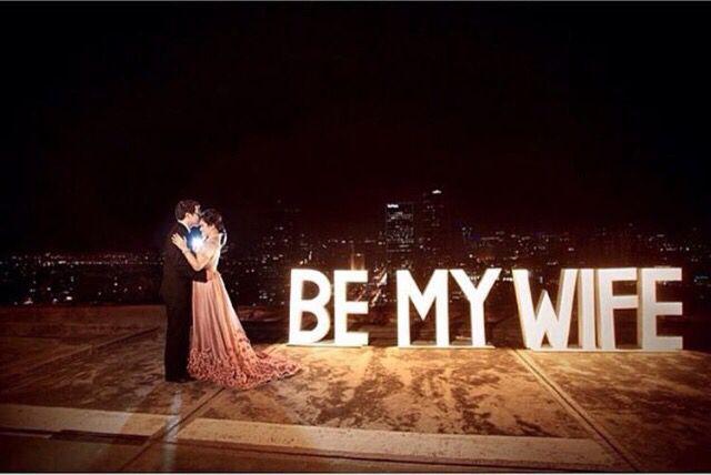 Epic proposal!!!