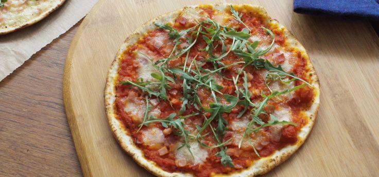 Pizza+/+Tarte+Flambée