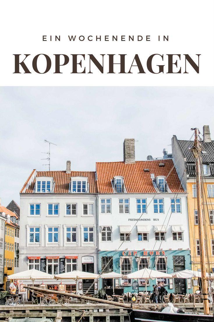 Ein Wochenende in Kopenhagen, Städtereise, Citytr…