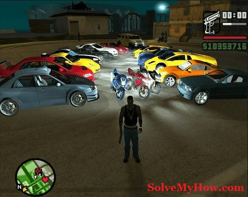 free  grand theft auto san andreas pc crack