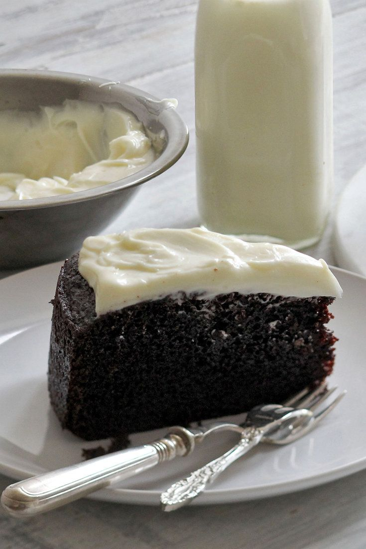 NYT Cooking: For me, a chocolate cake is the basic unit of celebration. The chocolate Guinness cake here is simple but deeply pleasurable, and has earned its place as a stand-alone treat.