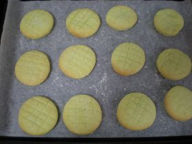 「メロンクッキー」kim | お菓子・パンのレシピや作り方【corecle*コレクル】