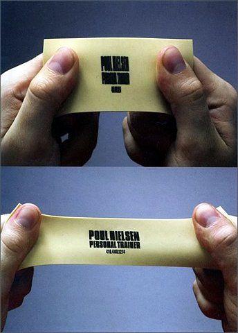 Poul Nielsen business card