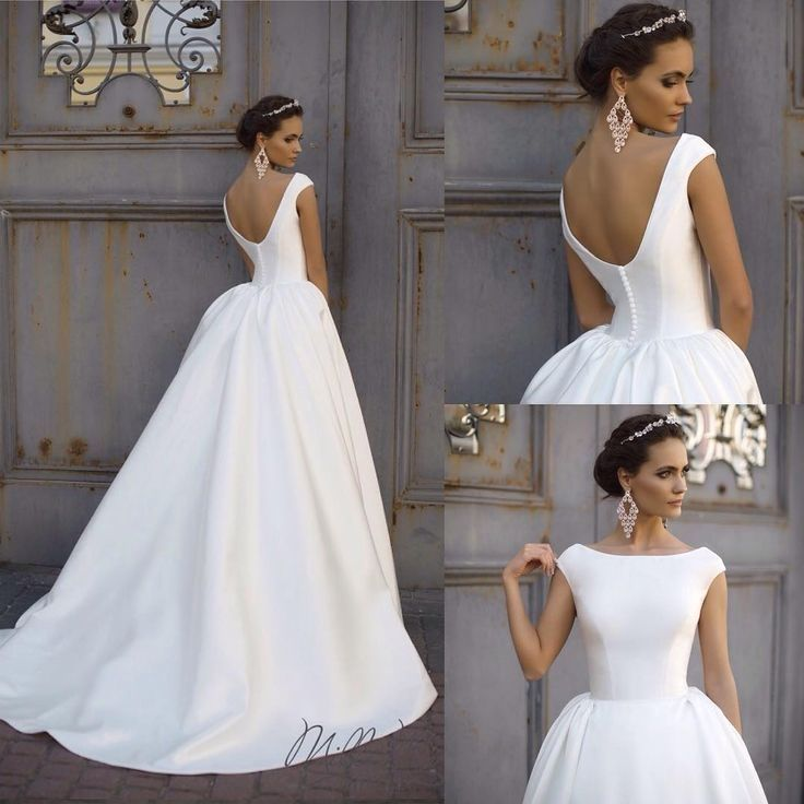 Simple Wedding Dress And Other Bridal Ideas Do You Wish To Have