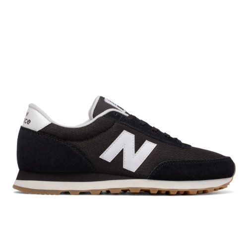 501 New Balance Women's Running Classics Shoes - Black (WL501CVC)