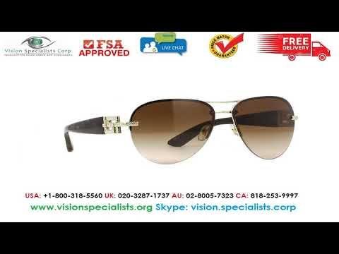 d6b8266b3346 Versace 2159B 125213 Sunglasses   Versace Sunglasses   Versace ...