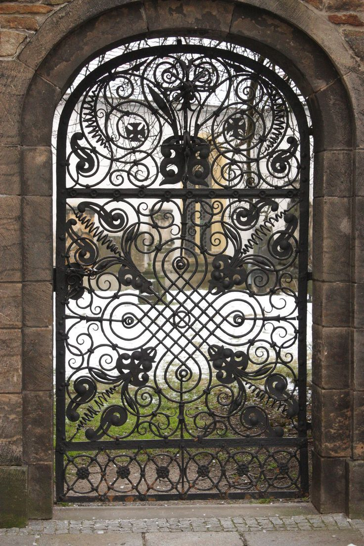 Doors and Gates I by ~insepparabilis on deviantART