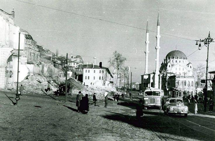 Tophane / 1956-57 istimlakleri