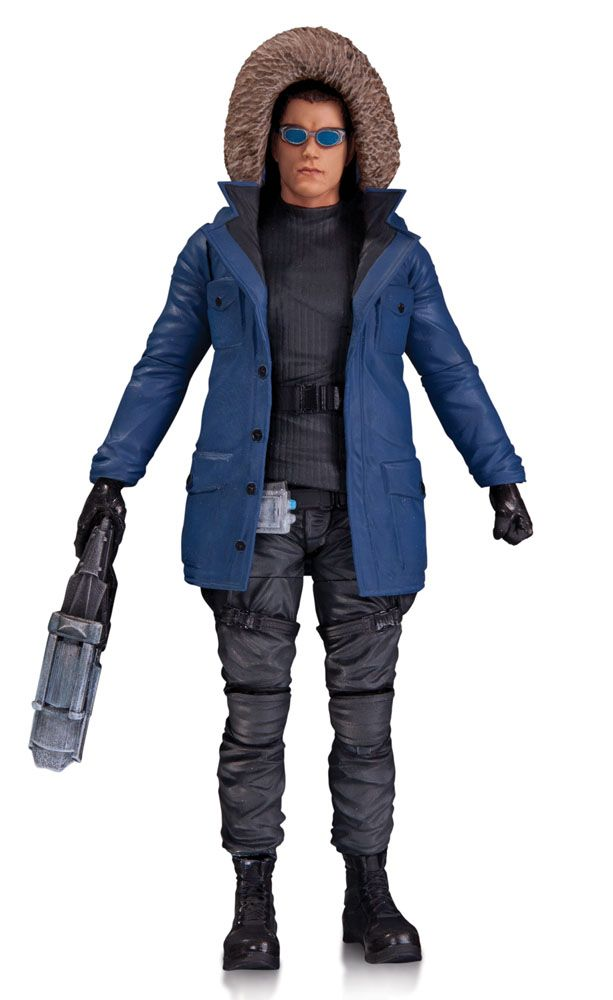 The Flash figurine Captain Cold DC Collectibles