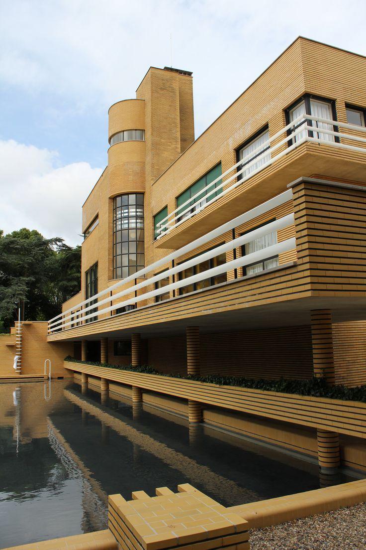 25 best ideas about villa cavrois on pinterest robert mallet stevens arch - Robert mallet stevens villa cavrois ...