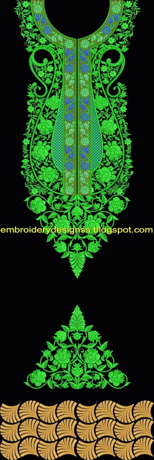 Latest Embroidery Designs For Sale, If U Want Embroidery Designs Plz Contact (Khalid Mahmood, +92-300-9406667) www.embroiderydesignss.blogspot.com