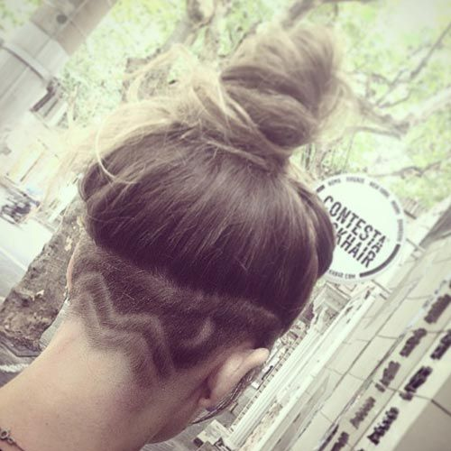 Would you try one of these hair designs for women?