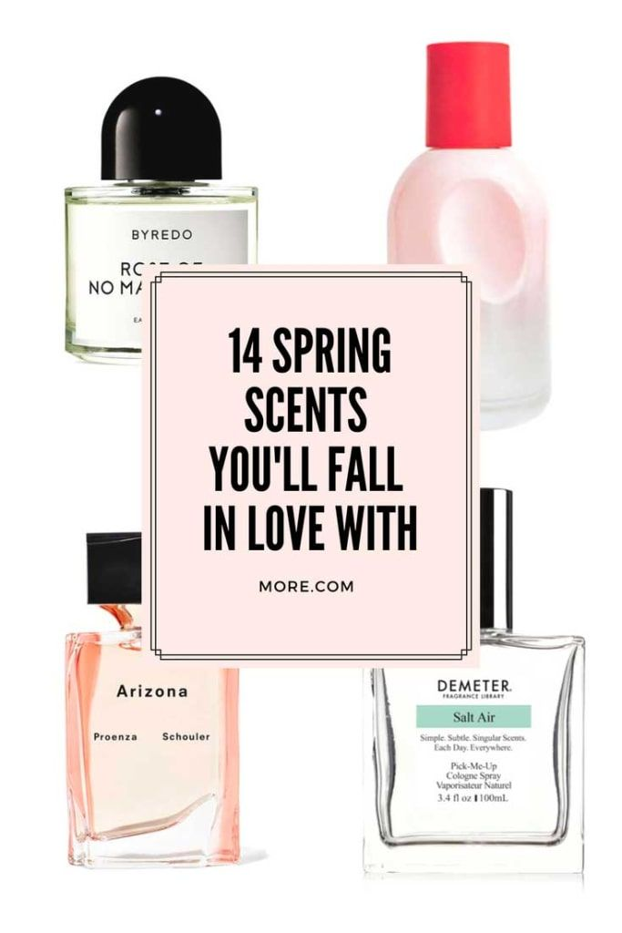 The Best Fragrances For Women Who Are So Ready For Spring