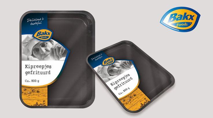 #verpakking Bakx Foods #design #snackverpakking #fotografie