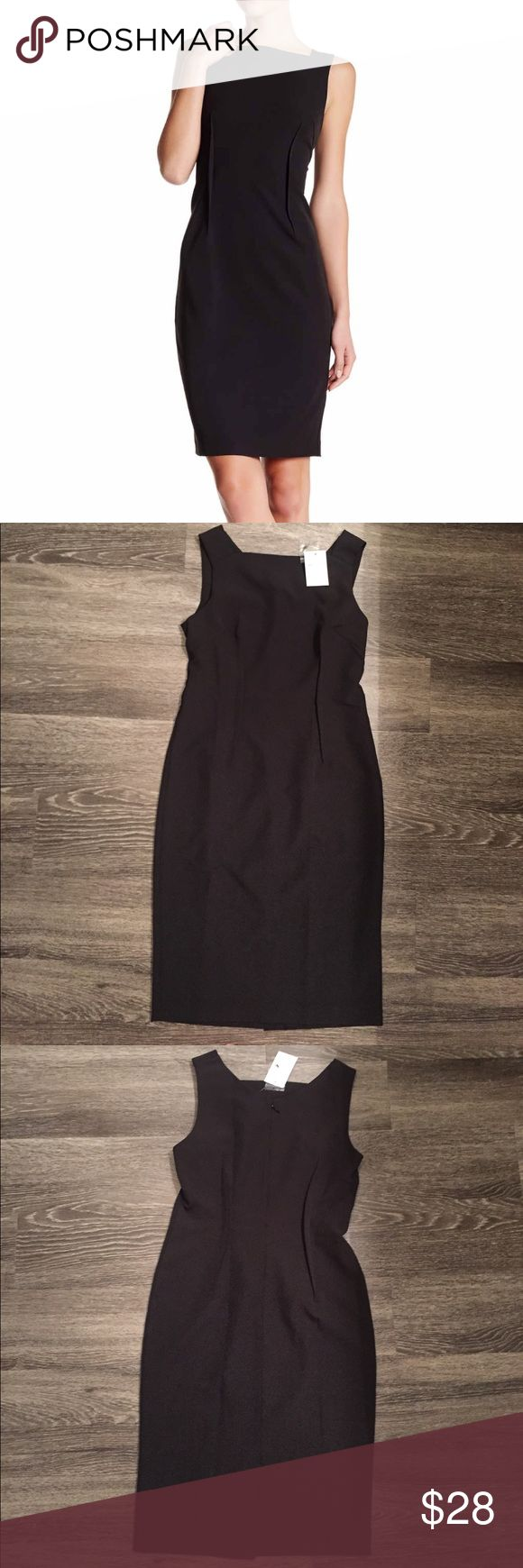 Joe fresh black pencil dress NWT Joe Fresh Dresses